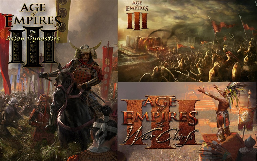 Age of Empires 3 Complete Collection Download Poster