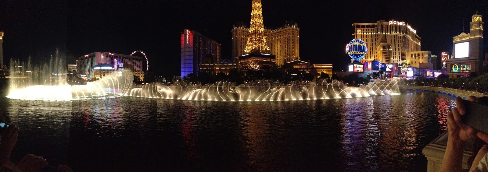 Nautical by Nature | Las Vegas trip recap