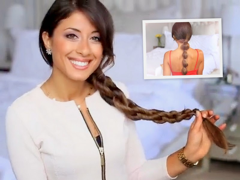 Video Of The Week: DKNY And Valentino Inspired Hairstyles