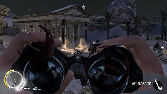 Sniper Elite 3 PC Review Gameplay 13 Sniper Elite 3 Update v1.04 FTS