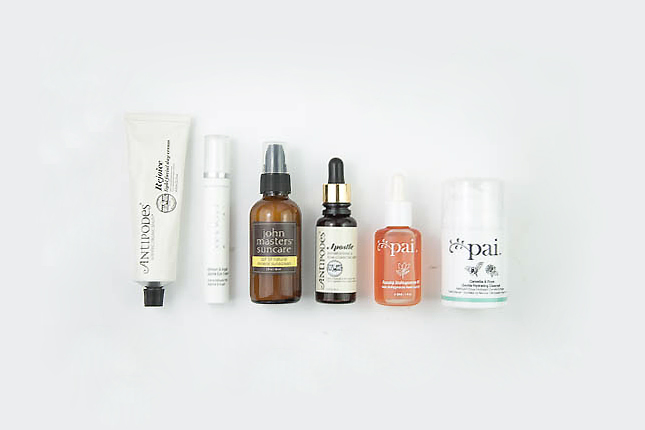 Routine pour peau mixte desséchée I Hiver 2015