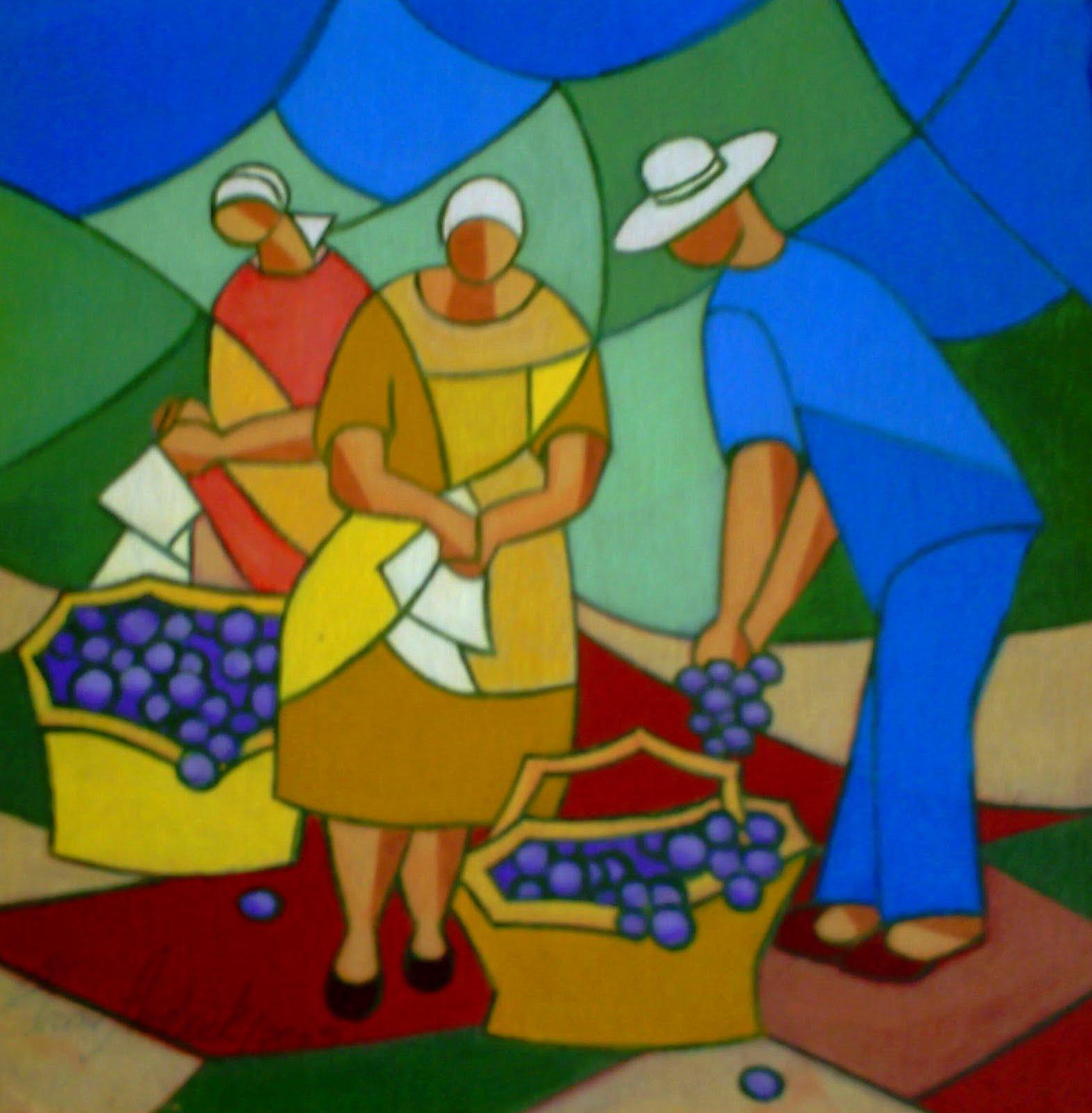 Culturabento casa das artes oferece cursos de cer mica - Como pintar mosaicos ...