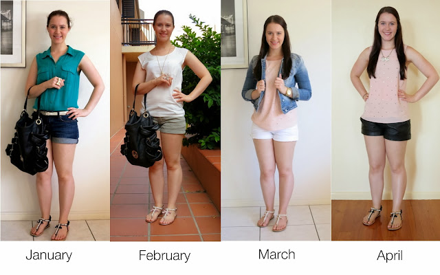 summer outfits, spring outfits, a look back at outfit posts in 2013, denim, sandals, summer