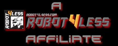 A Robot4Less Affiliate Site