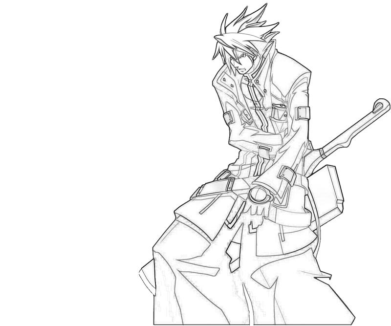 ragna-the-bloodedge-sick-coloring-pages