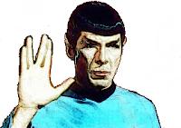 spock gesto massonico