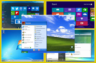 Here Are 5 Windows Operating System Throughout History