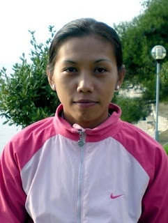 Indian Archer Laishram Bombayla Devi