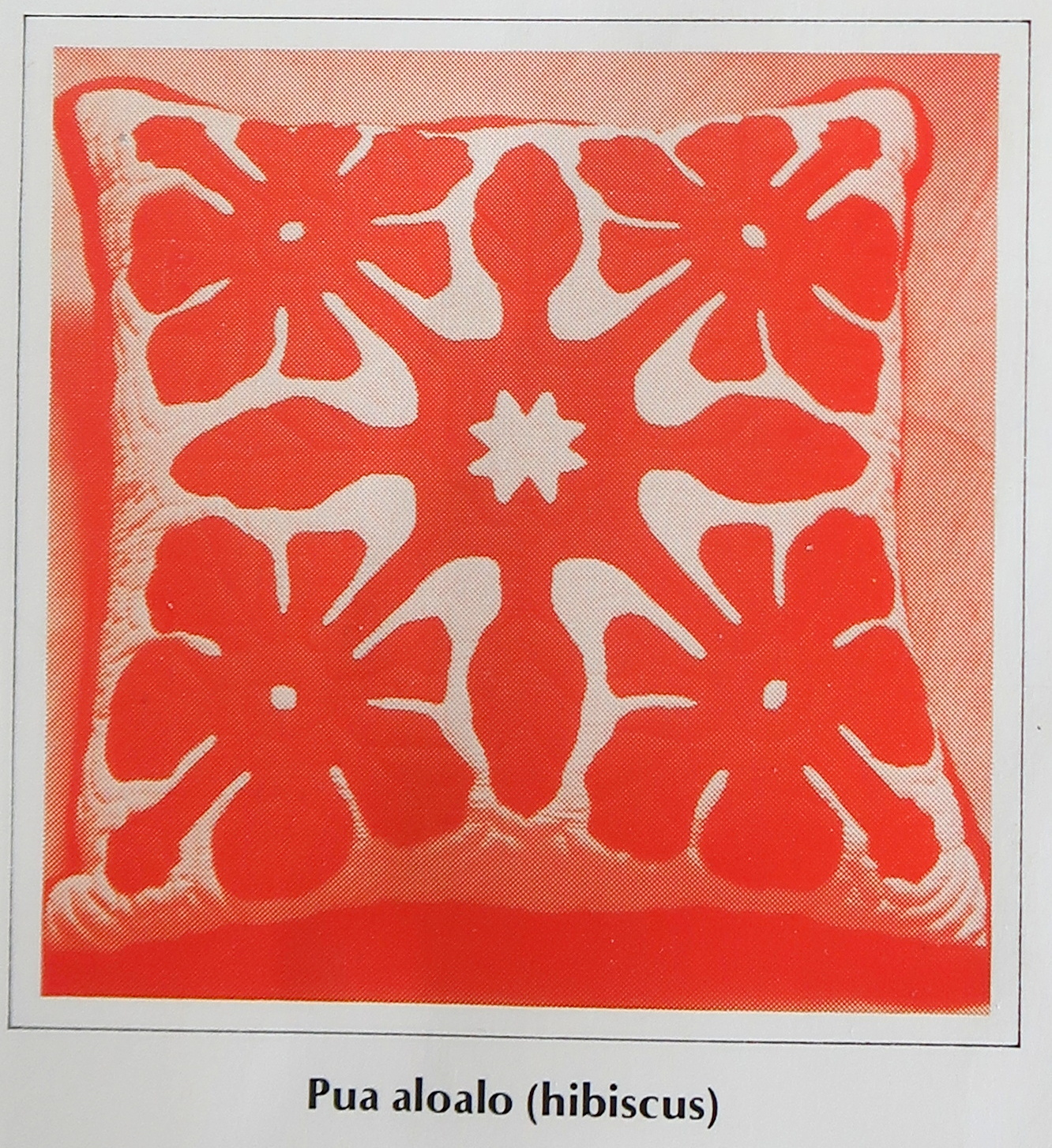 only $2.99 at our shop on eBay: Hawaiian Quilting Pattern BOok (click!)