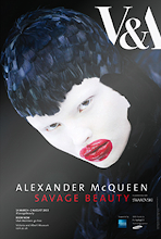 Actu expos / Alexander Mc Queen, Savage Beauty