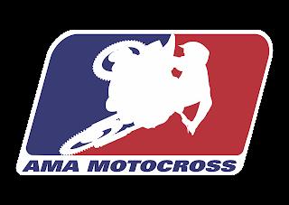 AMA Motocross Logo Vector download free