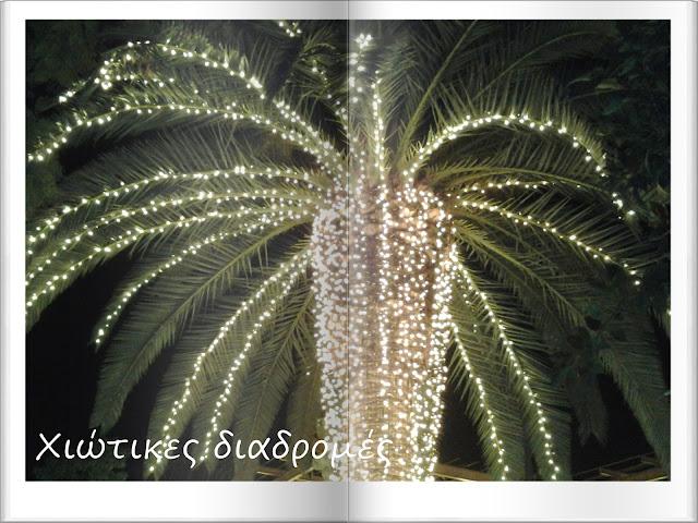 Αργέντικον,Κάμπος Χίου