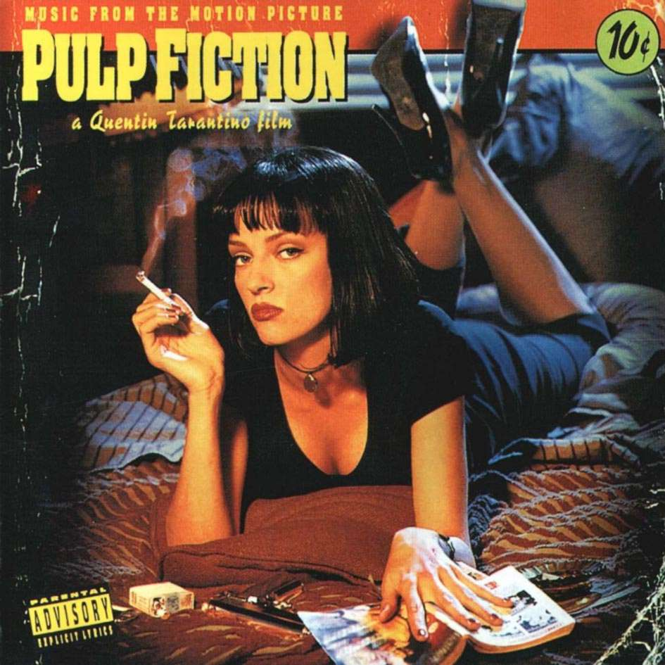 Pulp fiction soundtrack 1994