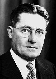 ペニシリンの開発者:  Howard Florey (1898-1968) , 1945年にノーベル受賞