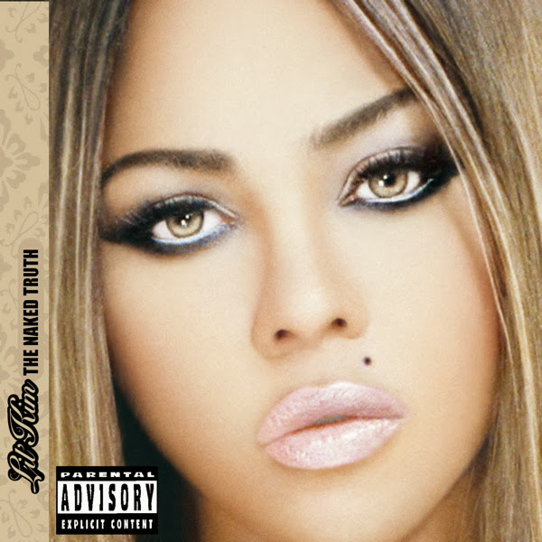 Lil' Kim - Naked Truth  Cover