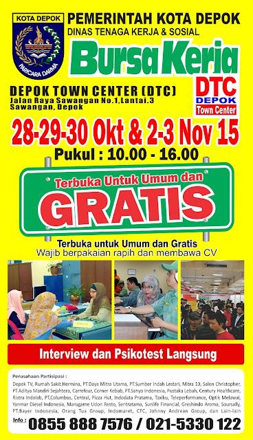 http://daftarlowongankerjajawabarat.blogspot.co.id/2015/10/info-job-fair-depok-town-center-depok.html