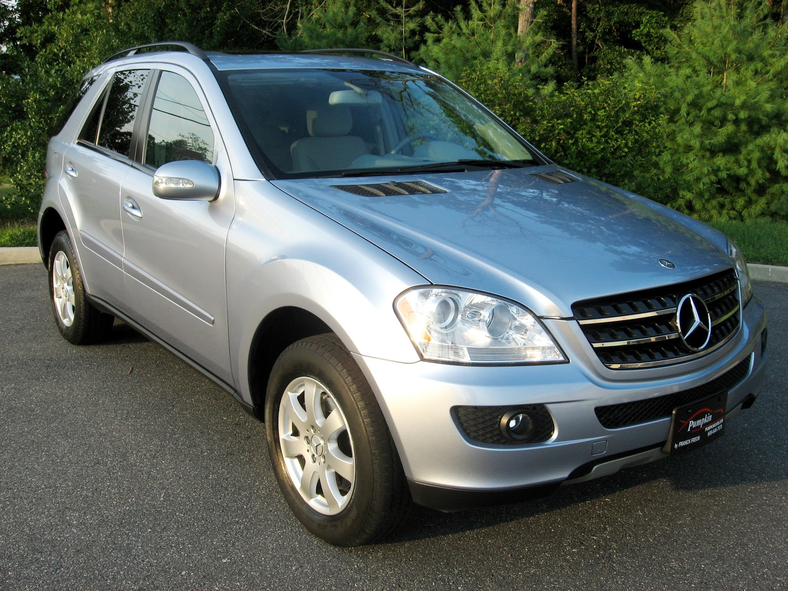 Image gallery 2007 mercedes benz ml350 for 2007 mercedes benz m class ml350