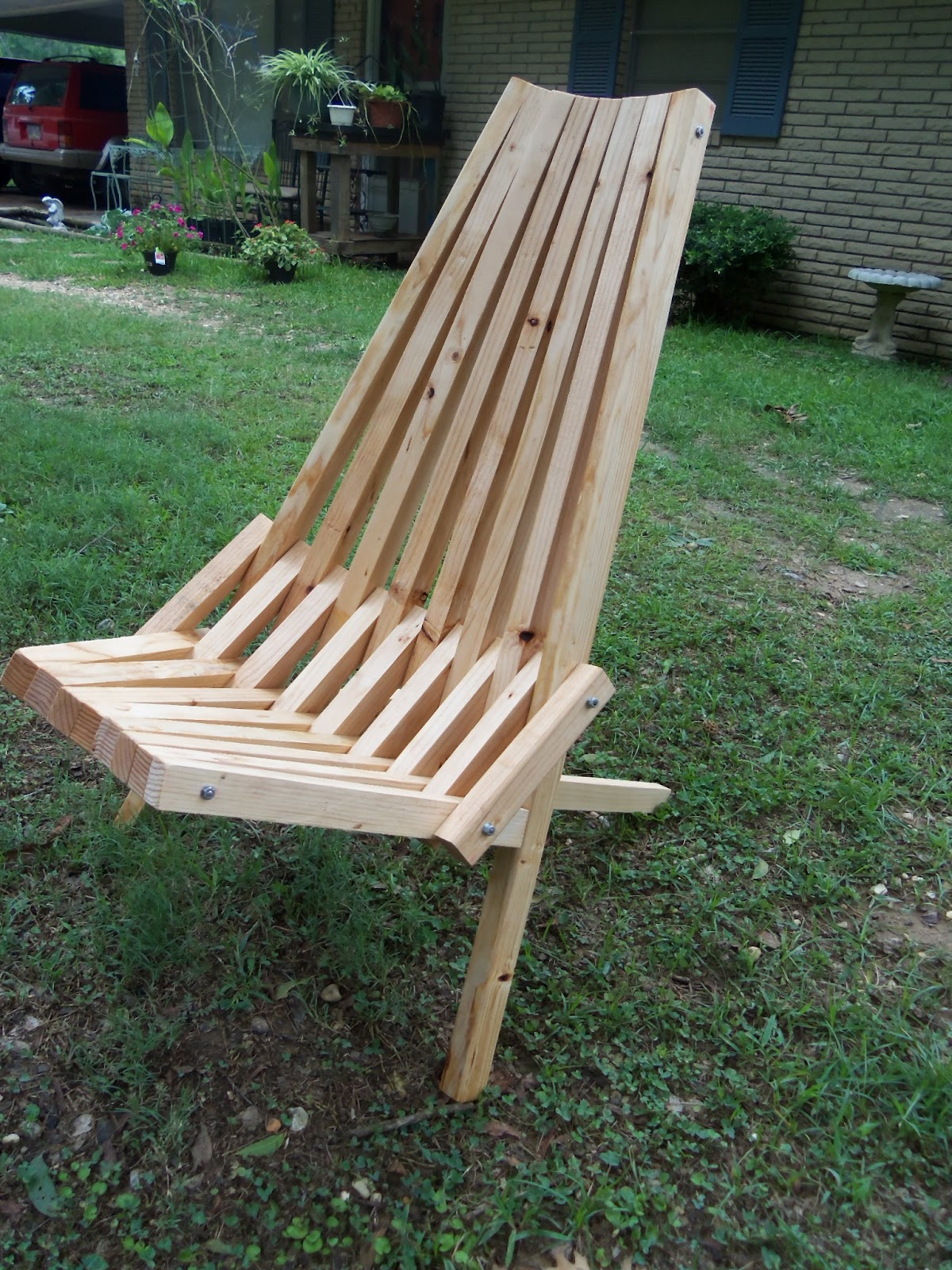 wddsr fine woodworks kentucky stick chair