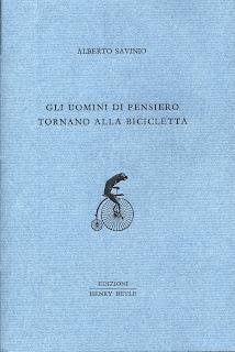 Ciclismo e letteratura. 1