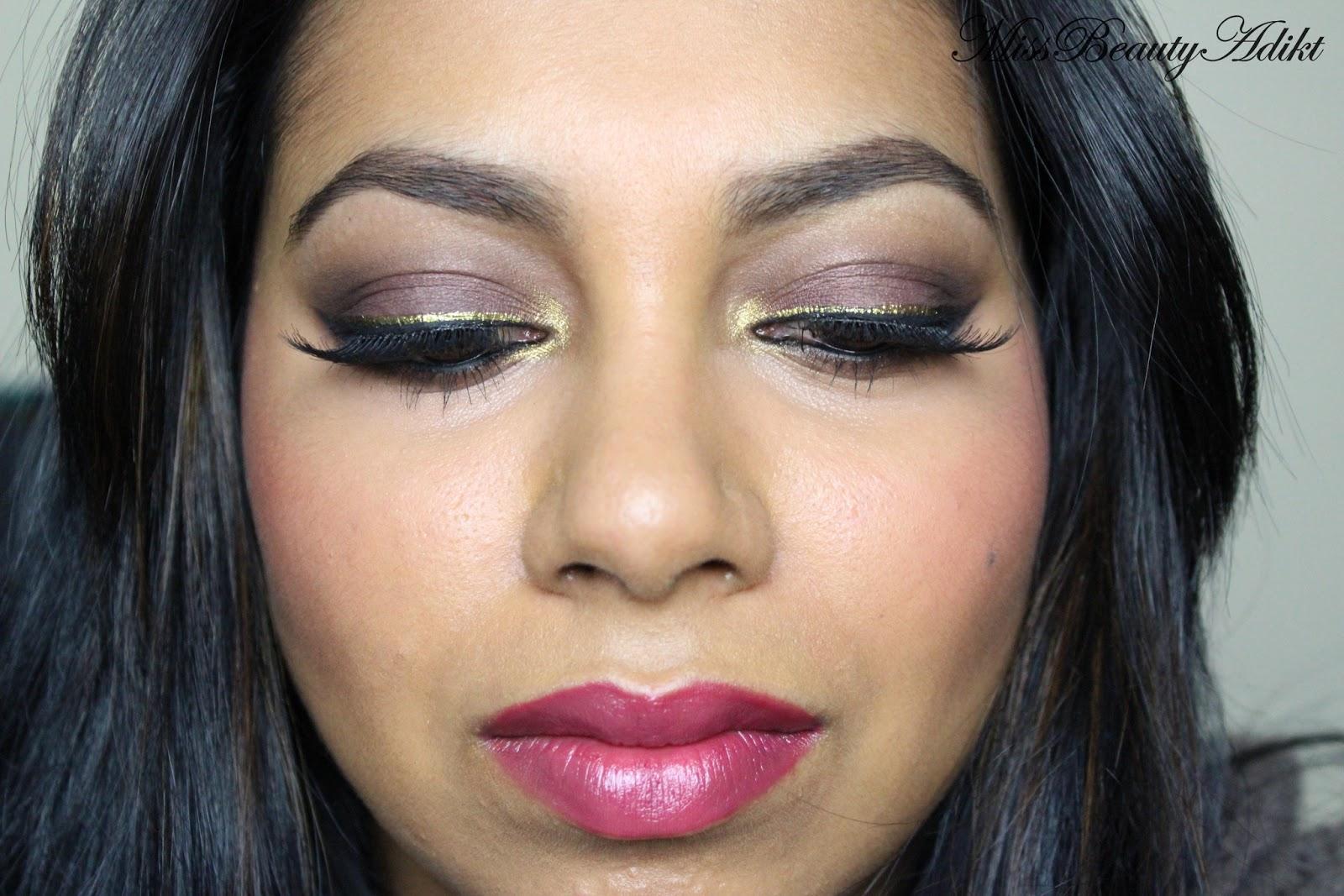 Nyx Lipstick Fig