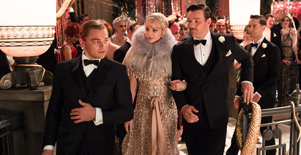 the great gatsby how female