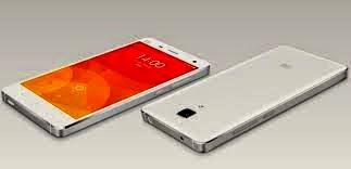 Xiaomi mi4 spec. A view of the Xiaomi Mi4 - cheap Apple smartphone of China