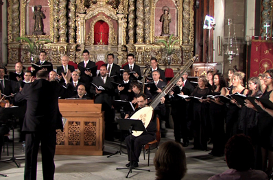 Resultado de imagen de La Laguna acoge este sábado un concierto de marchas procesionales