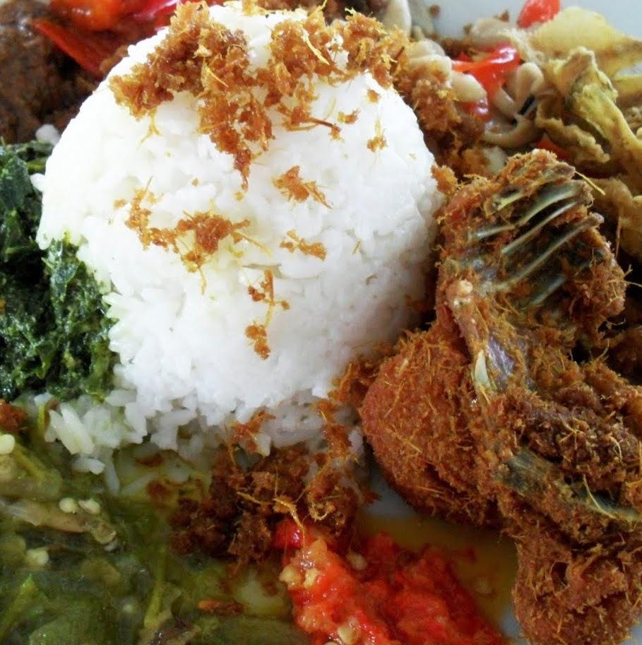 Nasi Padang Sederhana