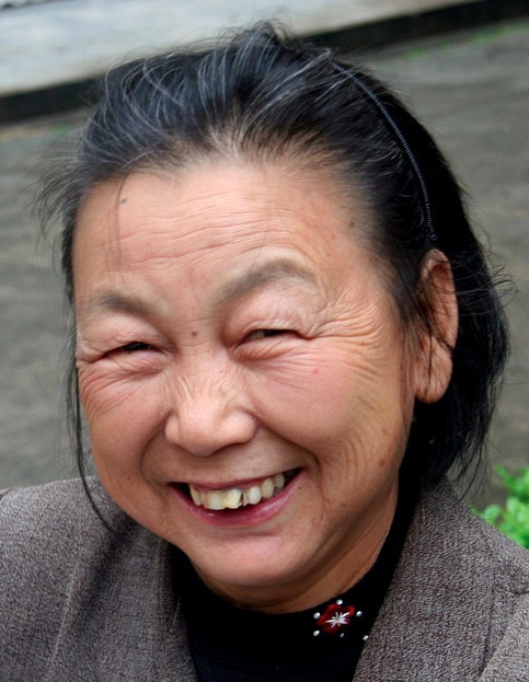 Ugly Chinese Woman From mira terra images