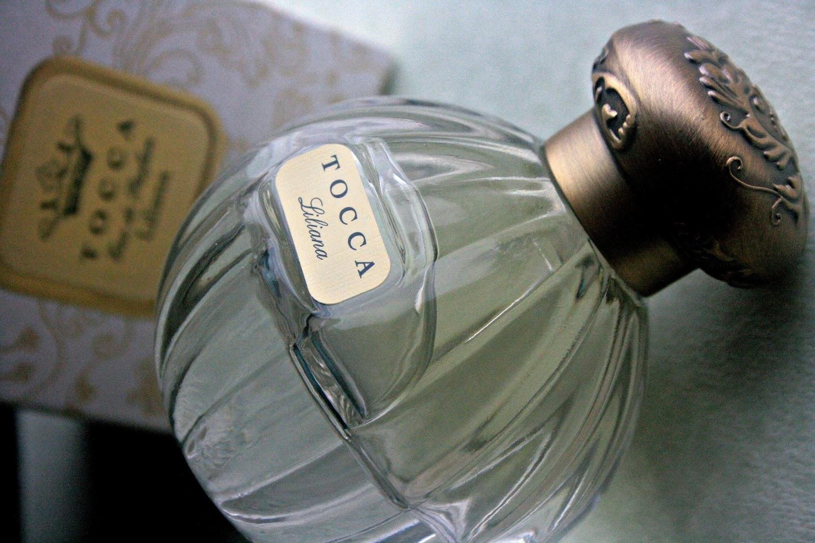 Tocca Liliana Eau de Parfum Tocca Spring 2013
