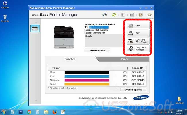 driver samsung m2070fw windows 10