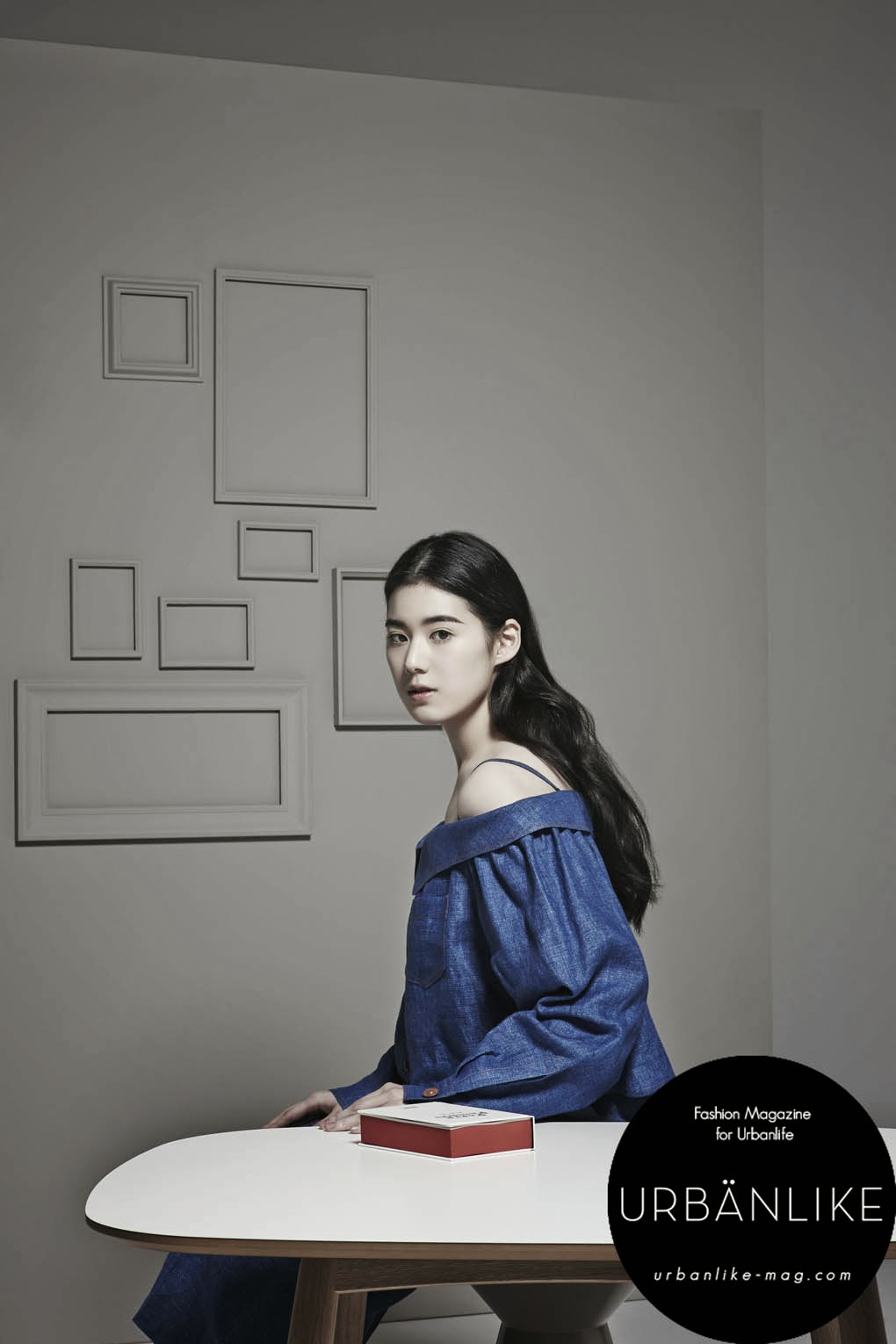 Jung Eun Jae - Urban Like Magazine March Issue 2014