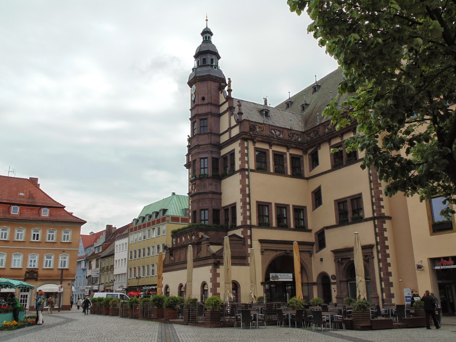 Schweinfurt Germany  City new picture : Trip to Schweinfurt, Germany | Life in Luxembourg