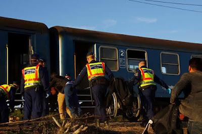 illegális bevándorlás, Zákány, magyar rendőrség, ENSZ, UNHCR Magyarország, migráció,