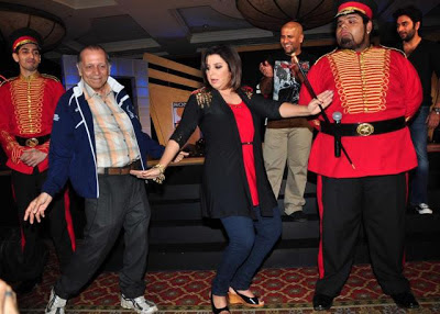Farah Khan At IPL Press Meet Photos 2013