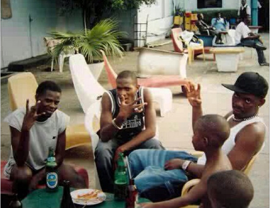 Back in Days ; Donjazzy ,Dbanj and JJC ...