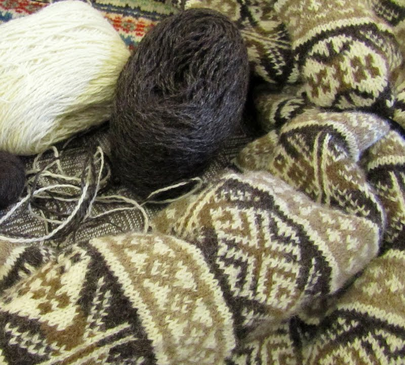 Fair Isle: The Fair Isle Textile Workshop - Knitting and so much ...