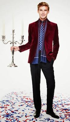 Tommy hilfiger, Feliz Navidad, cena de navidad, menswear, preppy style, elegancia, style, The Holidays mixer,
