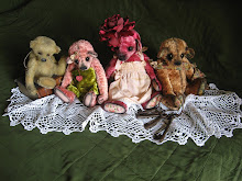Лизонька, Виолетта, Мюзетта, Пэдди (My bears)