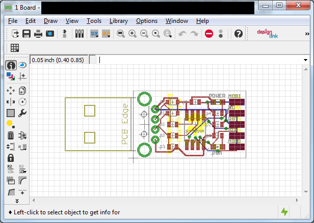 AVR Stuff: Eagle Cad Files to Dip Trace
