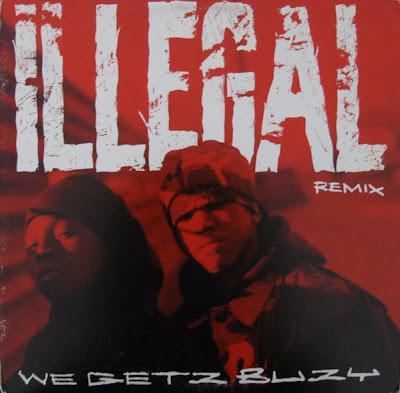 Illegal – We Getz Buzy (Remix) (CDS) (1993) (320 kbps)