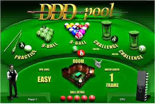 Game DDD Pool