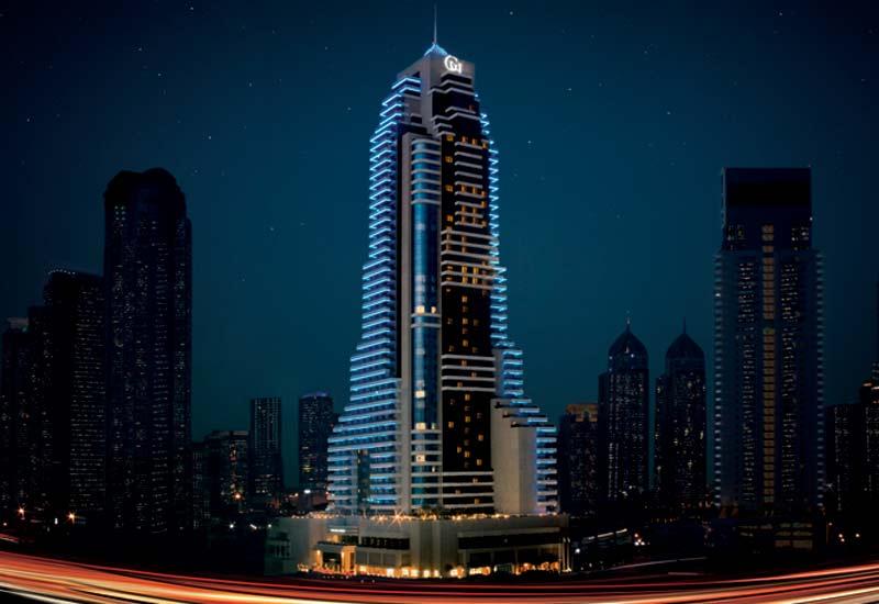 Luxury life design grosvenor house dubai for Exclusive hotel dubai