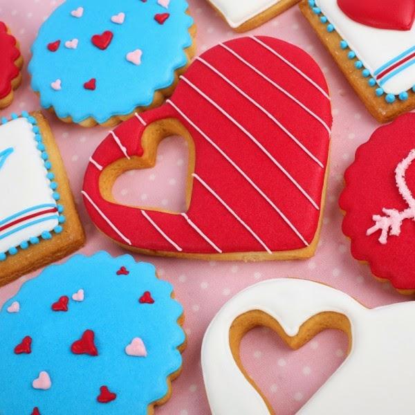 Fabulous Biscuits: Biscuits Décorés pour vos fêtes!