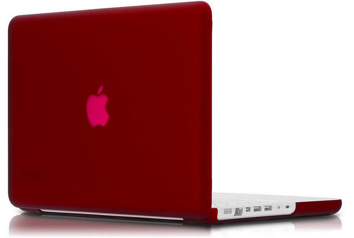 White Macbook Cover : Bookcasemac speck macbook white quot case