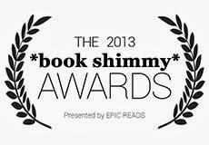 The Book Shimmy Awards