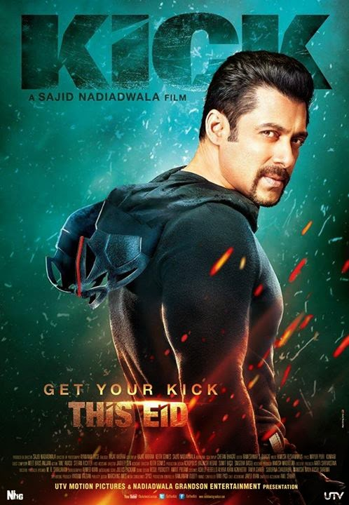 Kick 2014 DVDScr 700mb MP3 AVI