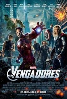 Los Vengadores 2012
