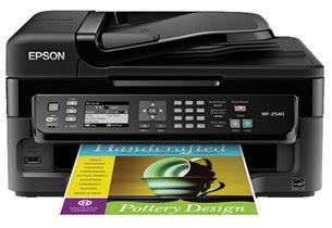 Download Printer Driver Epson WorkForce WF-2540