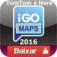 Mapas para GPS e Androide